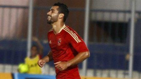 لاعب الاهلي عبدالله السعيد (1)