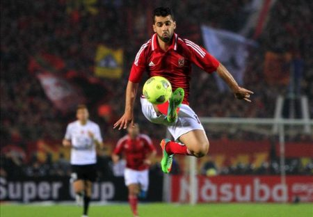 لاعب الاهلي عبدالله السعيد (3)