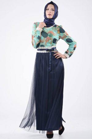 ملابس العيد للبنات 2016 المحجبات (2)