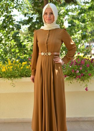 ملابس العيد للبنات 2016 المحجبات (3)