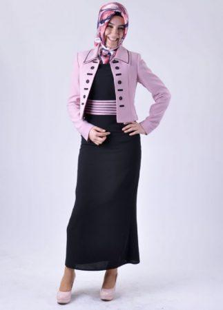 ملابس العيد 2016 محجبات (2)