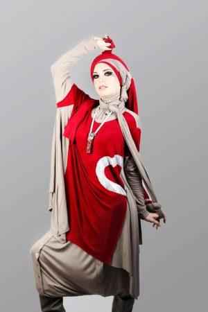 ملابس كاجوال محجبات 2016 (3)