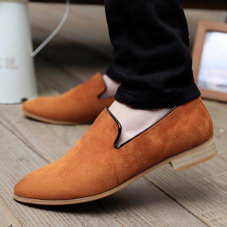 احدث موضة احذية الشباب كاجوال مودرن  (1)