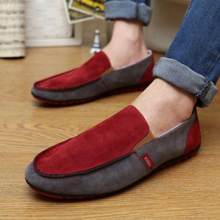 احدث موضة احذية الشباب كاجوال مودرن  (3)