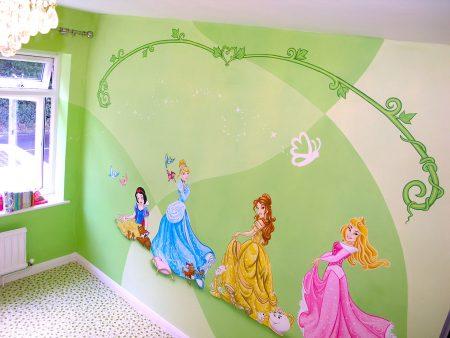 احدث ورق حاط غرف اطفال جميلة (2)