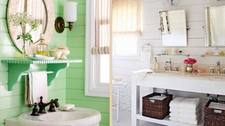 افكار وصور تزيين الحمامات (1)