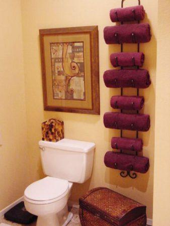 افكار وصور تزيين الحمامات (3)