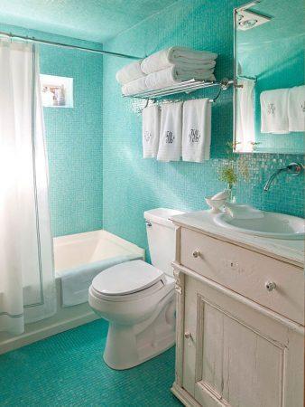افكار وصور تزيين الحمامات (4)