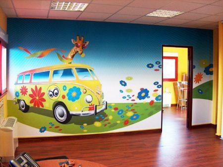 اوراق جدران غرفة الاطفال (2)