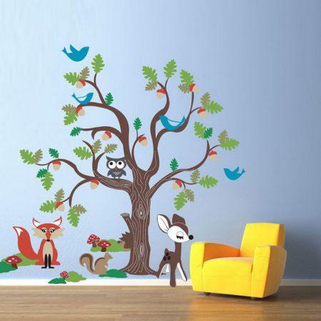 اوراق حائط غرف اطفال (1)