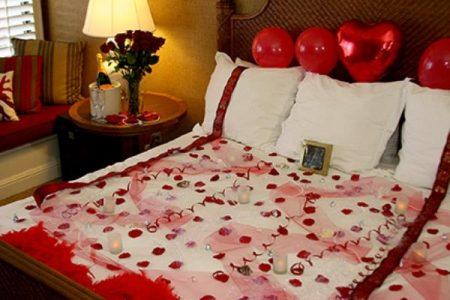 تزيين سرير غرفة النوم (3)