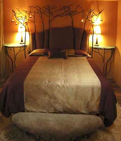 تزيين غرفة النوم للمناسبات السعيدة (4)