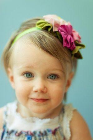 تسريحات شعر جديده للبنات والاطفال (1)