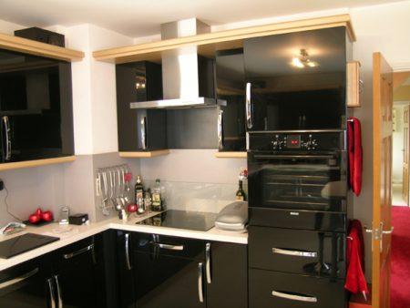 تصميم مطبخ مودرن (2)