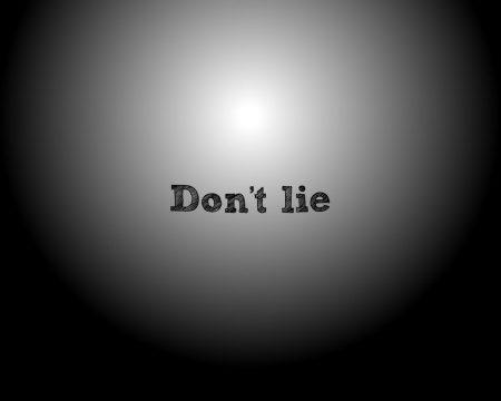 حكم عن الكذب  (2)