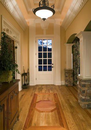ديكورات مداخل بيوت  (4)