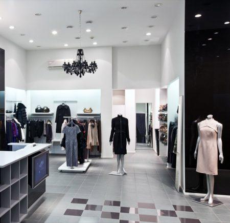 ديكور محلات تجارية  (1)