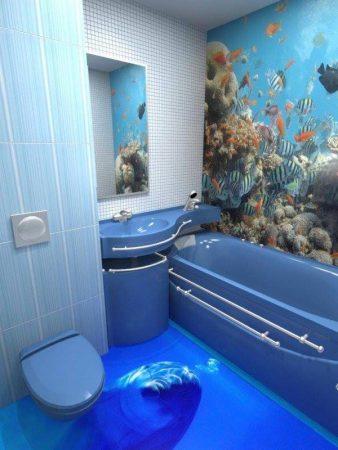 سيراميك حمامات ثلاثي الابعاد  (3)