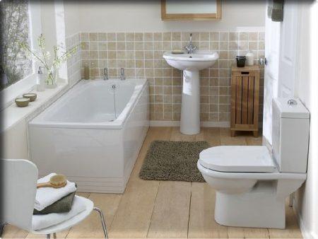 صور افكار لتزيين الحمامات (4)