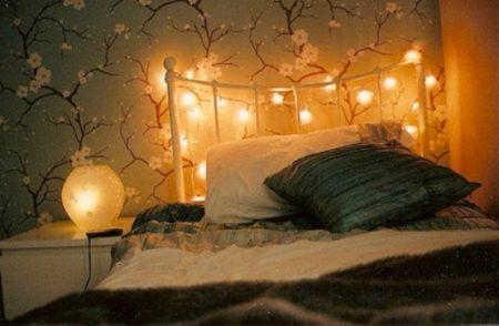 صور افكار لتزيين غرف النوم للعرسان والمناسبات (2)