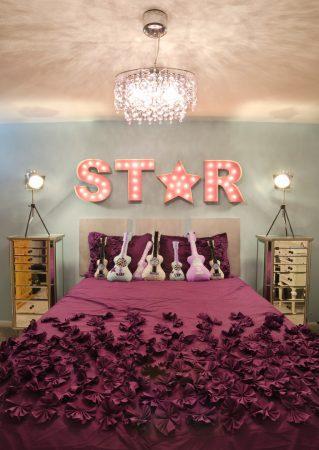 صور افكار لتزيين غرف النوم للعرسان والمناسبات   ميكساتك