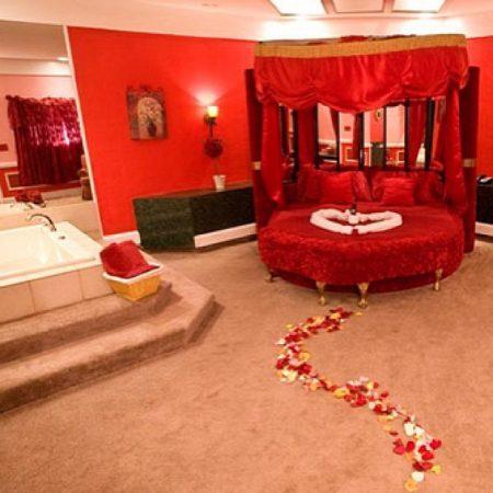صور افكار لتزيين غرف النوم للعرسان والمناسبات | ميكساتك