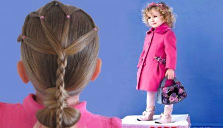 صور تسريحات اطفال احدث تساريح شعر اطفال مودرن (1)
