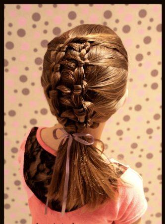 صور تسريحات اطفال احدث تساريح شعر اطفال مودرن (2)