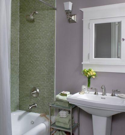 صور ديكورات وافكار لتزيين الحمامات المودرن (3)