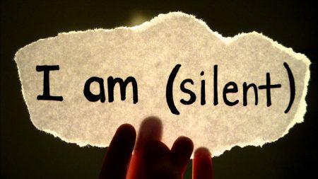 صور رمزيات عن الصمت (4)