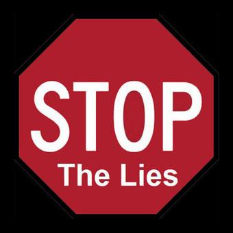 صور عن الكذب (2)