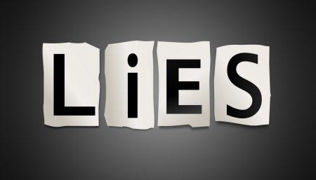 صور عن الكذب (4)