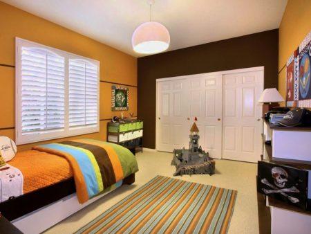 غرفة اطفال بالوان مودرن جديدة وشيك 2