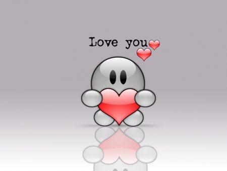 صور كلمة احبك  (2)