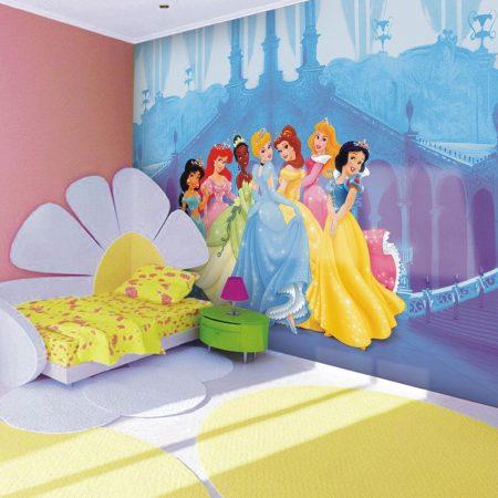 صور ورق حائط لغرف الاطفال 2016 باشكال مودرن (1)