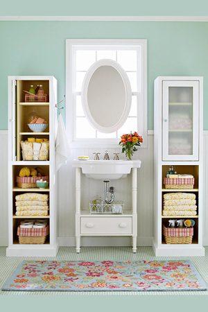 طرق تزيين الحمام  (2)