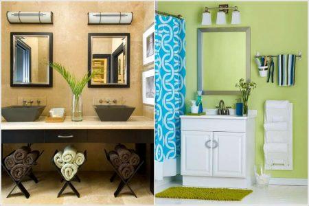 طرق تزيين الحمام  (3)