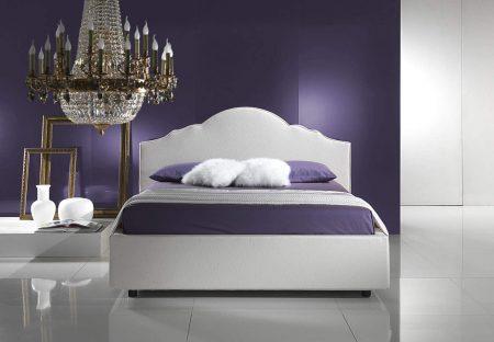 غرف جميلة بنفسجي للنوم (2)