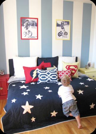 غرف نوم اولاد صبيان كتالوج جديد مودرن لغرف الاطفال (1)