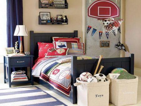 غرف نوم اولاد صبيان كتالوج جديد مودرن لغرف الاطفال (3)