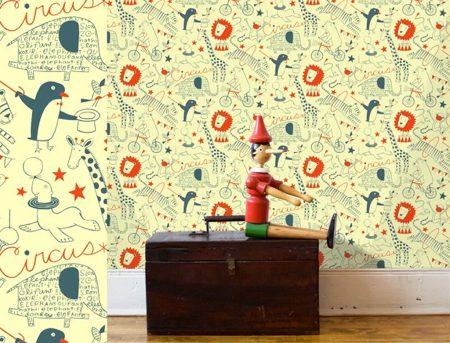 كتالوج ورق حائط غرف اطفال (2)