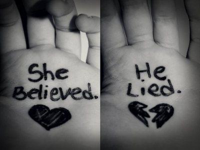 كلام عن الكذب  (1)