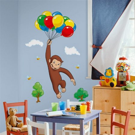 ورق حائط غرف اطفال شيك (2)