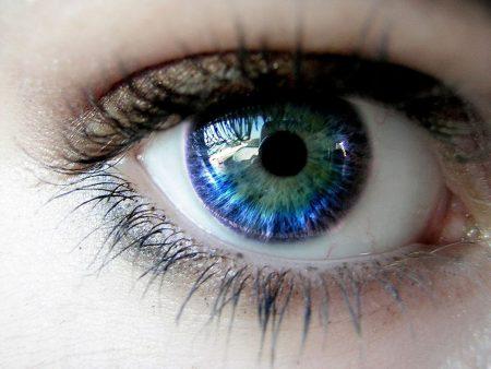 اجمل عيون زرقاء  (3)