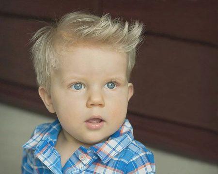 احدث قصات الشعر للأولاد (3)