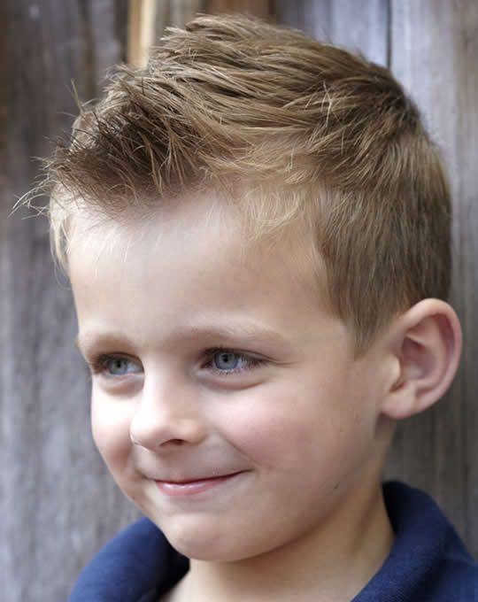 صور قصات شعر وتسريحات للأولاد الصغار باحدث استايل ميكساتك