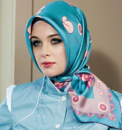 احدث لفات الحجاب  (1)