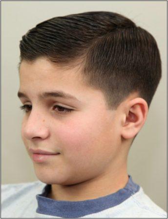 اشكال قصات شعر للاطفال (4)