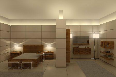 افكار اضاءة المنزل  (4)