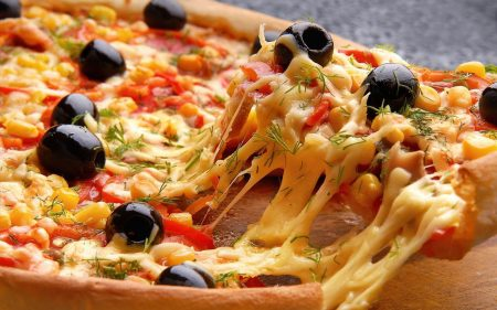 البيتزا بالصور  (2)